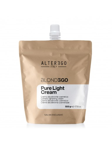 CREMA DECOLORANTE PURE LIGHT BE BLONDE