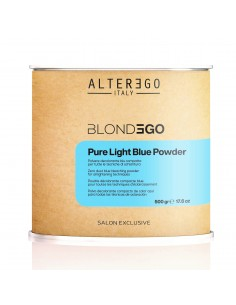 POLVO DECOLORANTE BLUE POWDER PURE LIGHT BLONDEGO